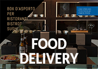 Scatole Food delivery